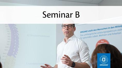 Organetik Seminar B