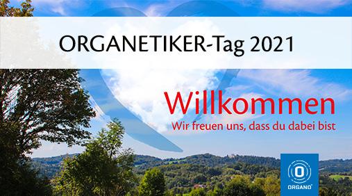 Organetiker-Tag 2021